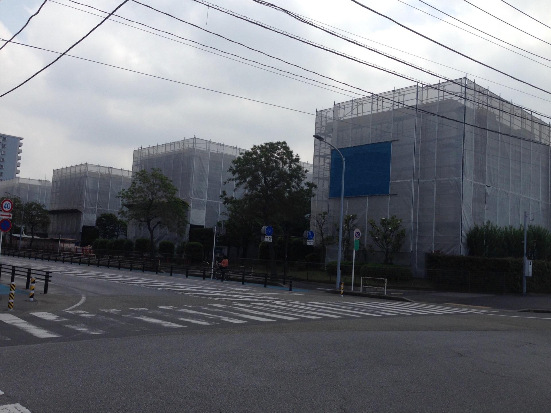 千葉市美浜区マンション大規模修繕工事